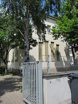 Wilhelmstraße in Duisburg