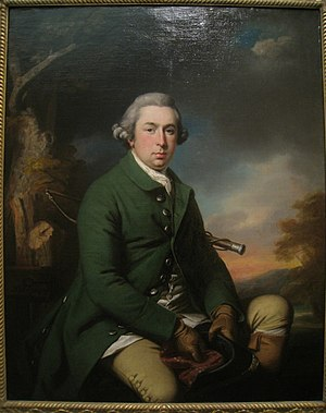 William Craven, 6th Baron Craven - William Craven, 6th Baron Craven, by Francis Cotes (1726–1770)