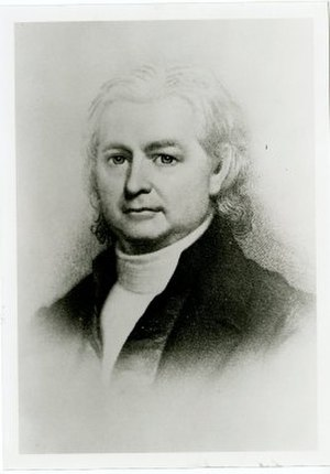 William Allen (biographer) - Image: William Allen third president of Bowdoin College