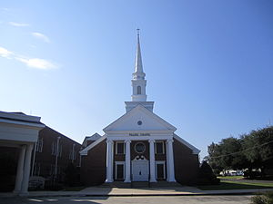 William C. Feazel - Feazel Chapel of First Baptist Church of West Monroe, Louisiana