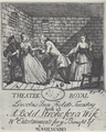 William Hogarth - Benefit ticket (Mr. Milward); A Bold Stroke for a Wife.png