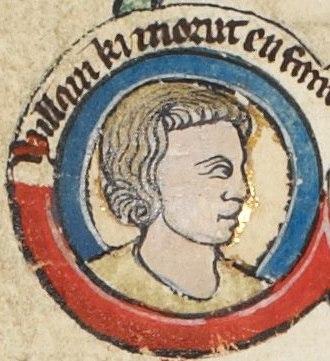 William IX, Count of Poitiers - Image: William IX, Count of Poitiers