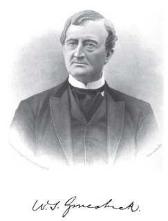 William S. Groesbeck United States politician