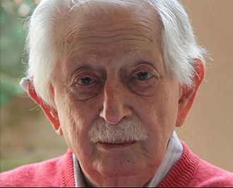 Wim van Norden - Van Norden at the age of 95.