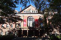 Winants Hall, Rutgers University, east view.jpg