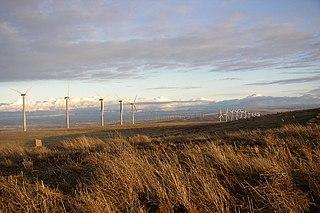 Wind power in Washington (state)
