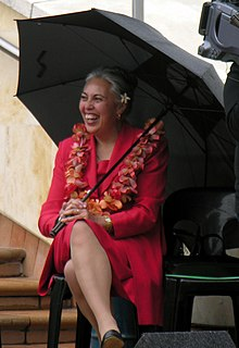 Winnie Laban New Zealand politician