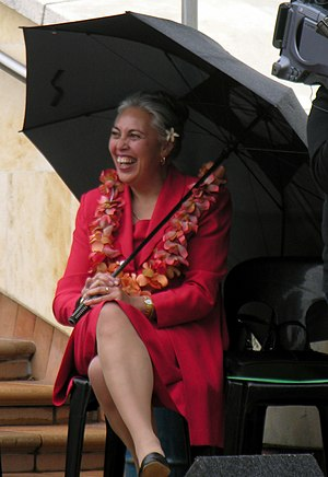 Luamanuvao Winnie Laban, Member of Parliament