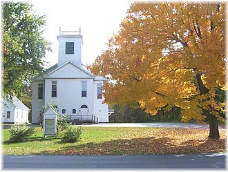 Winslow, Maine - Congregational Church