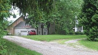 Witt-Champe-Myers House