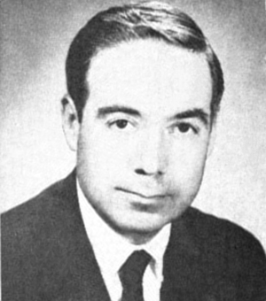 William Scranton - Scranton's official congressional photo