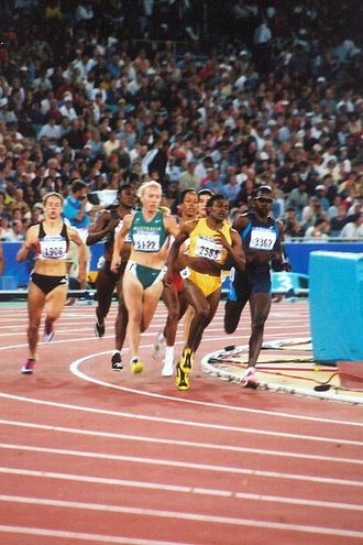Athletics at the 2000 Summer Olympics – Women's 800 metres - Semifinal 1
