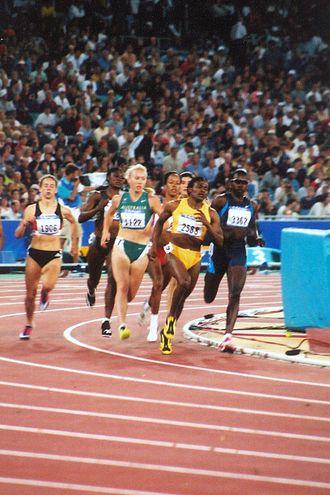 Athletics at the 2000 Summer Olympics – Women's 800 metres - Semifinal 1