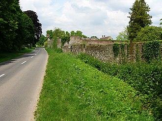 Woolbeding - Image: Woolbeding, Eastshaw lane looking north geograph.org.uk 449279