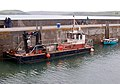 Workboat 'Mowgli' moored at Padstow - geograph.org.uk - 1294275.jpg