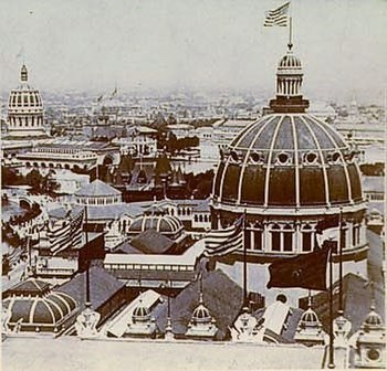 White City of the World's Columbian Exposition...