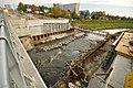 Wrocław, 2010 - 2011 - Budowa mostu na Ślęzie - fotopolska.eu (146949).jpg