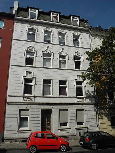 File:Wuppertal, Kieler Str. 6.jpg