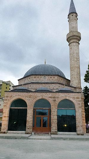 Islamization of Albania - Mirahori Mosque in Korçë