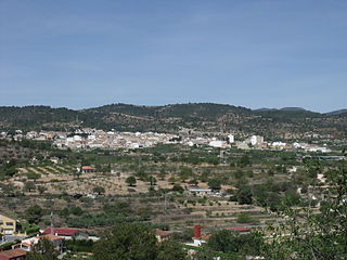 Yátova Municipality in Valencian Community, Spain