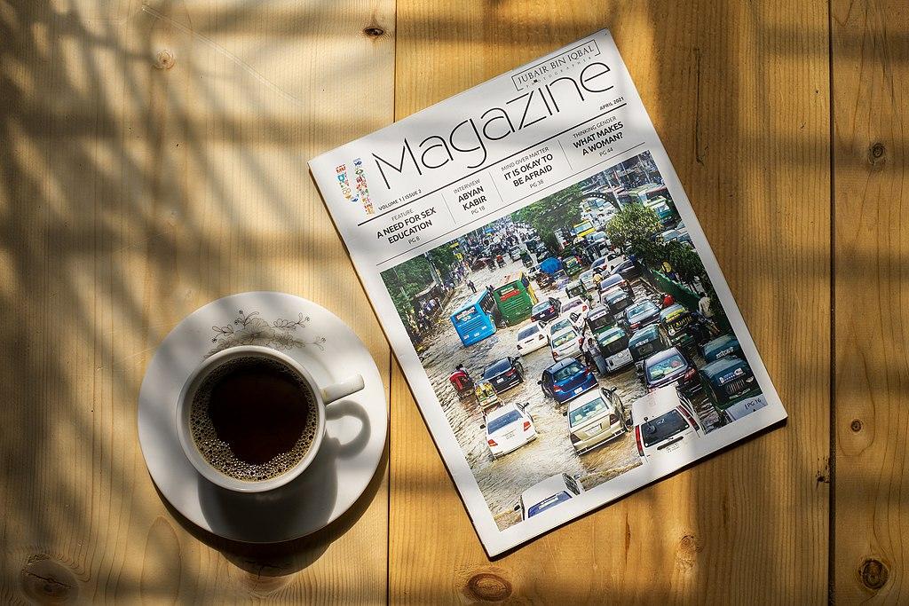 Magazine list in Bangladesh