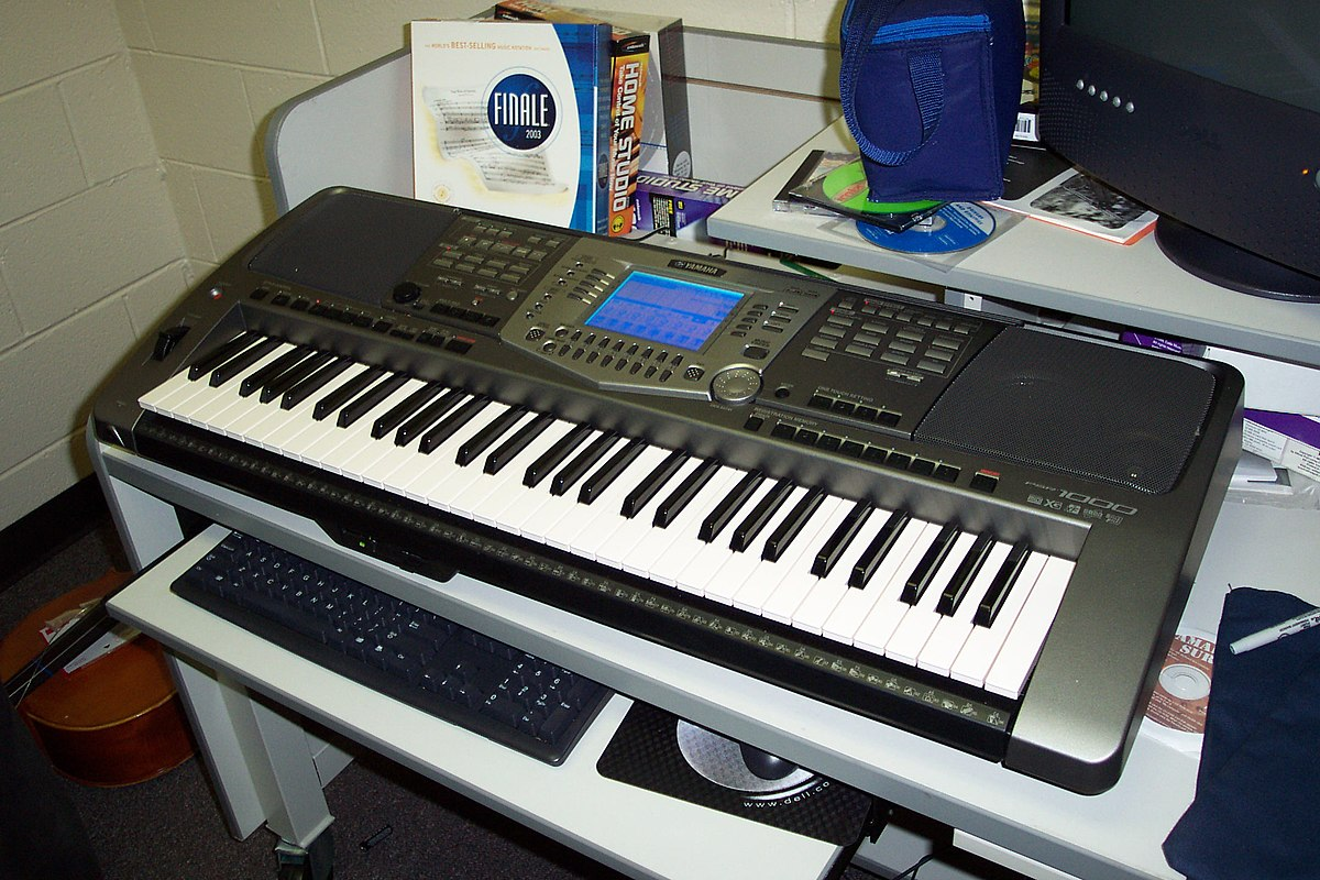 Yamaha psr wikipedia for Yamaha psr ew