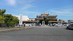Yame city office 20140909.jpg