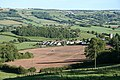 Yarcombe, towards the village - geograph.org.uk - 225298.jpg