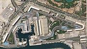 Yas Marina Circuit, October 12, 2018 SkySat (cropped)