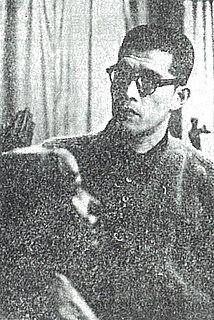 Yasutake Funakoshi Japanese sculptor and painter