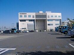 东京入国管理局横滨支局