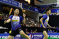 Yonex IFB 2013 - Quarterfinal - Koo Kien Keat-Tan Boon Heong vs Chris Adcock-Andrew Ellis 04.jpg