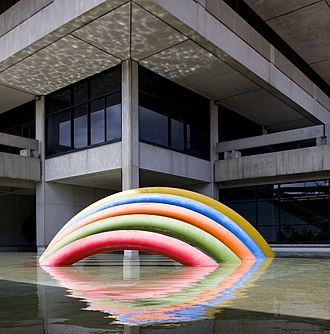 York University Libraries - Image: York Outdoor Art