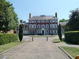 York House, Twickenham - Front of York House