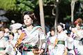 Yosakoi Performers at Kochi Yosakoi Matsuri 2008 22.jpg