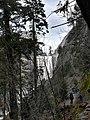Yosemite Nationalpark John Muir Vernal Falls Trailhead IMG 20180411 120159.jpg