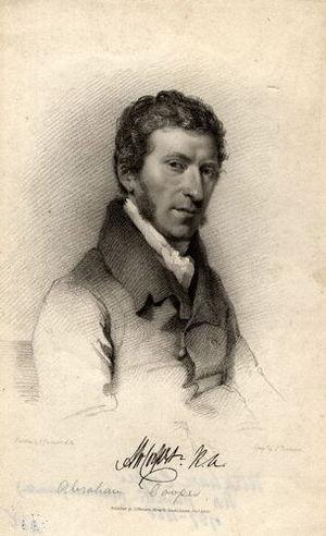 Abraham Cooper - Abraham Cooper, c. 1827.