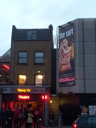 Young Vic - Young Vic Theatre, Southwark