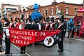 Youngsville High School, Pennsylvania, USA - Getting Ready For The 2013 Patrick's Day Parade (8565846489).jpg