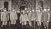 Yuan Shikai sworn in as Provisional President - 10 March 1912
