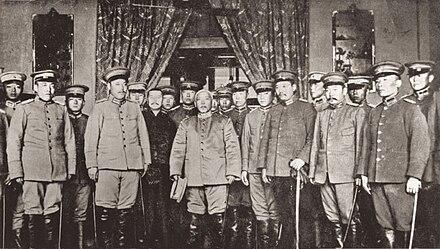 袁世凱は北京で第2代臨時大総統に就任した