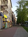 Zabudowa przy ulicy 3 Maja w Ostrowi Mazowieckiej – Panoramio.jpg