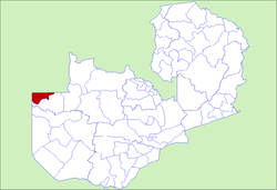Zambia Chavuma District.png