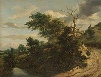 Zandweg in de duinen Rijksmuseum SK-C-562.jpeg