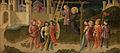 Zanobi di Jacopo Machiavelli - De heilige Nicolaas van Tolentino redt een gehangene.jpg
