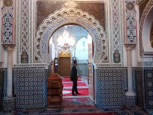 Zaouia Moulay Idriss II - Zaouia Moulay Idriss II