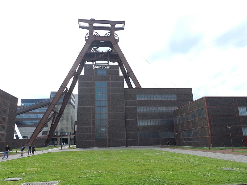 Zollverein Coal Mine Industrial Complex - Wikipedia