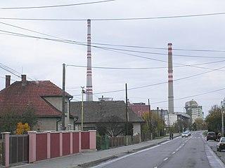 Nováky Power Plant