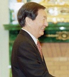 Zhu Rongji 2001