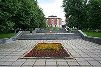 Zhukov town - Zhukov memorial02.jpg